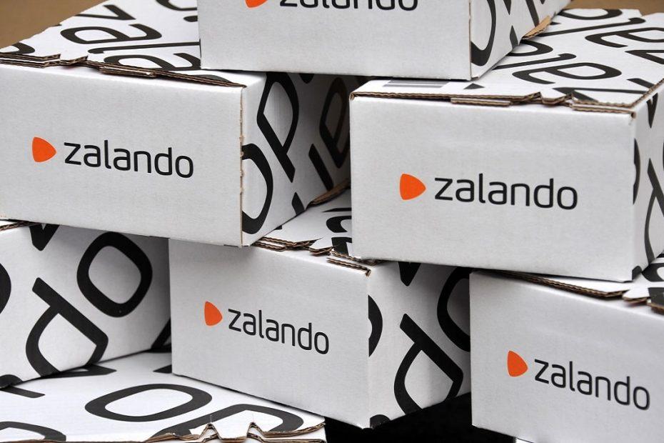 Traccia pacco Zalando